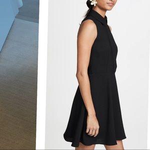 XS Black Halo Malena Mini Dress in Black